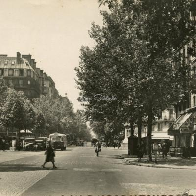 GALF 91 - Place Maubert et Boulevard Saint-Germain
