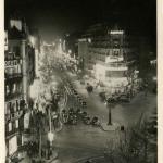 Gany 2982 - Paris la nuit - Les Grands Boulevards