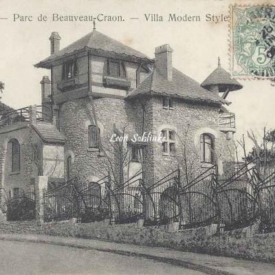 Garches - Trianon 1588 - Villa Modern Style