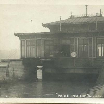 Gare du Pont de l'Alma