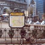 Gares de France - Edicule Guimard, Métro gare de Lyon