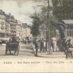 GB 67 - Rue Saint-Antoine - Place des Juifs