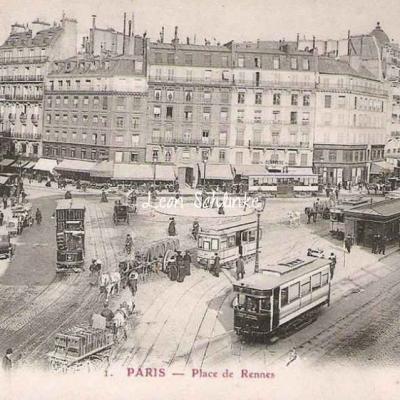 GBRR 1 - Place de Rennes