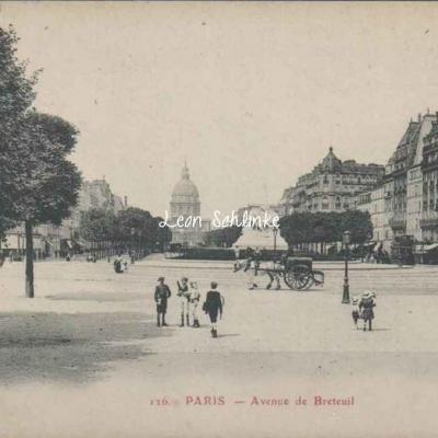 GBRR 126 - Avenue de Breteuil