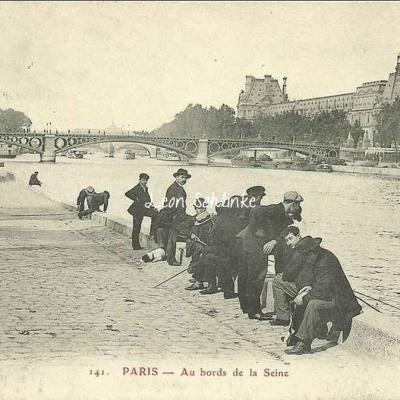 GBRR 141 - Au bords de la Seine