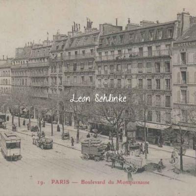 GBRR 19 - Boulevard du Montparnasse
