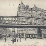 GBRR 419 - Rue Lecourbe et le Viaduc du Metro