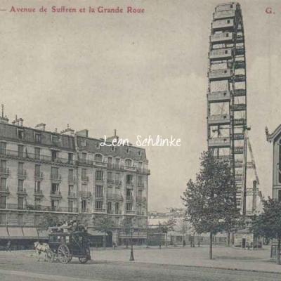 GBRR 420 - Avenue de Suffren et la Grande Roue