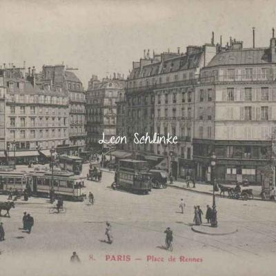 GBRR 8 - Place de Rennes