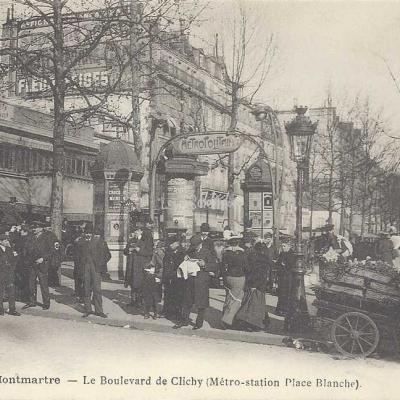 GCA 750 - Montmartre - Le Boulevard de Clichy