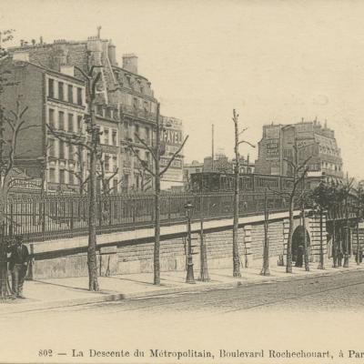 GCA 802 - Boulevard Rochechouart