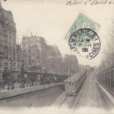 GCA - Montmartre - Le Metropolitain, Bd Rochrchouart