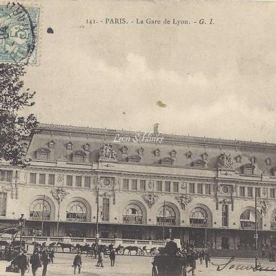 GI 141 - La Gare de Lyon