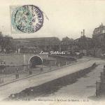 GI 215 - Le Métropolitain et le Canal St-Martin