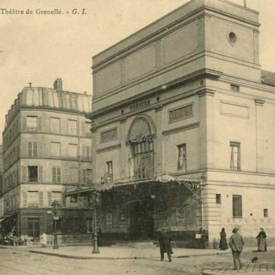 GI 337 - Le Théâtre de Grenelle