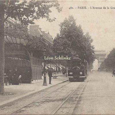 GI 482 - L'Avenue de la Grande-Armée