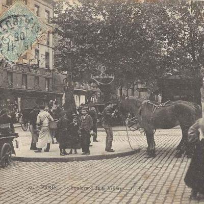 GI 491 - Le Boulevard de la Villette