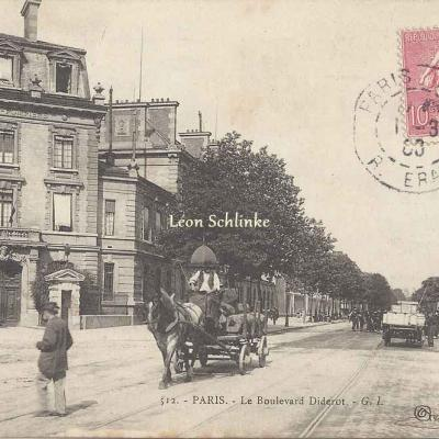 GI 512 - Le Boulevard Diderot