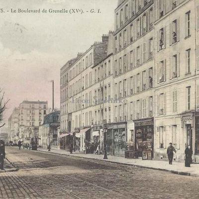 GI 662 - Le Boulevard de Grenelle