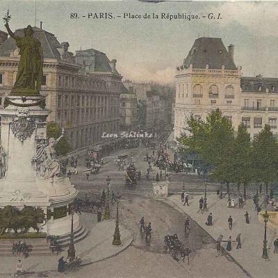 GI 89 - Place de la République