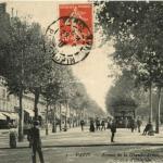 GL 3 - PARIS - Avenue de la Grande-Armée, Métropolitain, Station d'Obligado