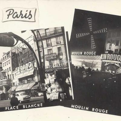 Globe 509 - Paris