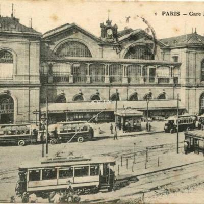 Gloria 1 - PARIS - Gare Montparnasse