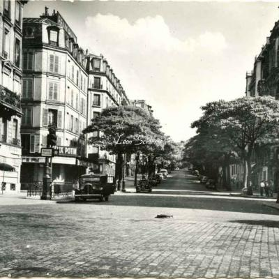 Godneff 10 - Paris (XIX°) Avenue Laumière