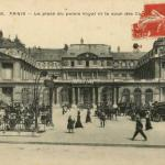 Golland A. 5 - PARIS - La place du palais royal et la cour des comptes
