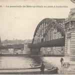 Gondry 227 - La Passerelle du Métro au Pont d'Austerlitz
