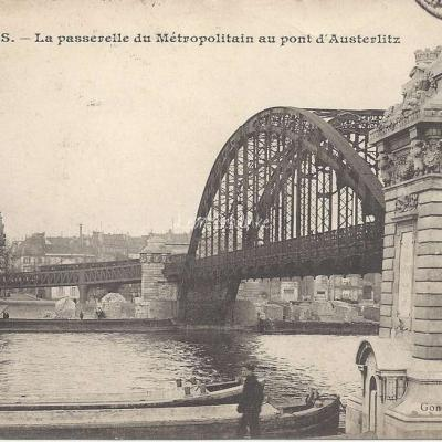 Gare d'Austerlitz à Quai de La Rapée