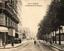 Gondry 876 - PARIS - Boulevard de Picpus