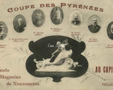 Grands Magasins des Nouveautés - Coupe des Pyrénées