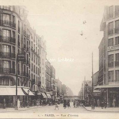 Grau 1 - Rue d'Avron