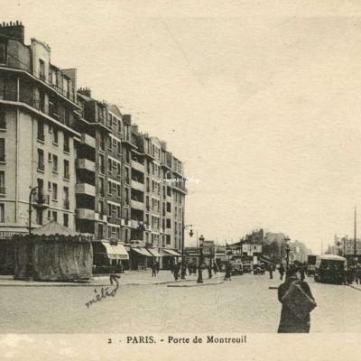 Grau 2 - PARIS - Porte de Montreuil