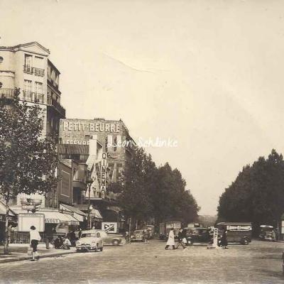 Grau 2097 - Boulevard Davout - Porte de Montreuil