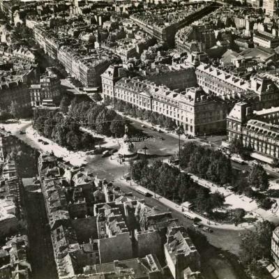 Greff 141 - PARIS - Vue aérienne · La Place de la République