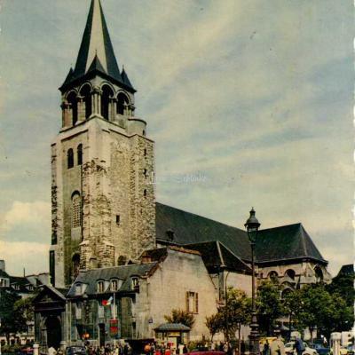 Greff 344 - PARIS - Eglise Saint-Germain-des-Prés