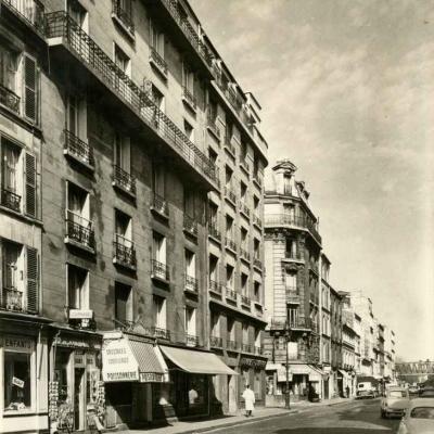 Greff H.S.1013 - Rue de la Croix-Nivert