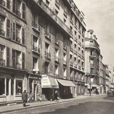Greff H.S.1014 - Rue de la Croix-Nivert