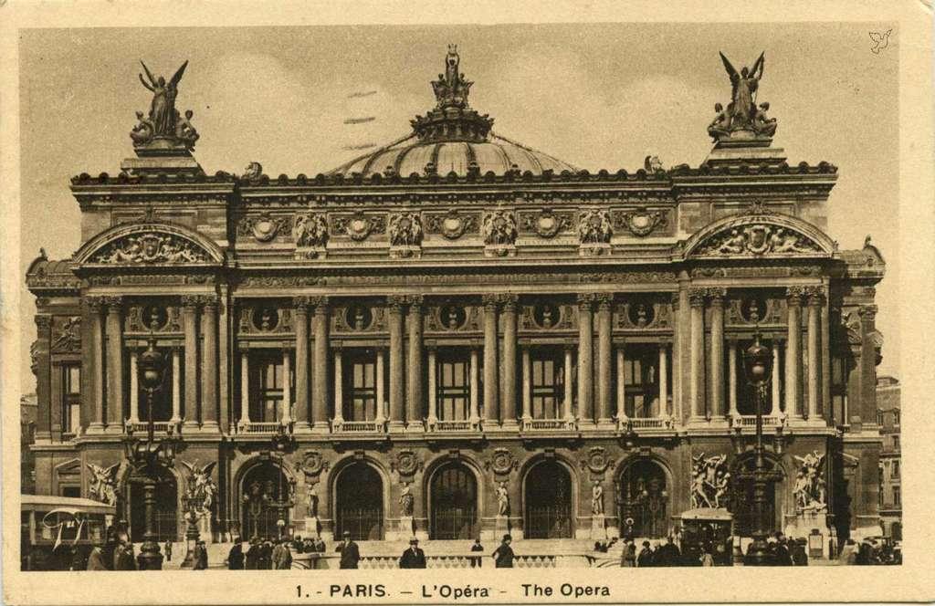 Guy 1 - L'Opéra (A. Leconte)