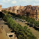 Guy 149 - PARIS - L'avenue des Champs-Elysées au fond l'arc de triomphe de l'Etoile