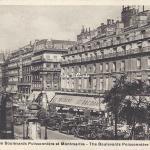 Guy 154 - Les Boulevards Poissonnière et Montmartre