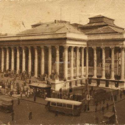 Guy 159 - Bourse des Valeurs mobilièresz (1806-1826)