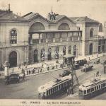 Guy 166 - La Gare Montparnasse