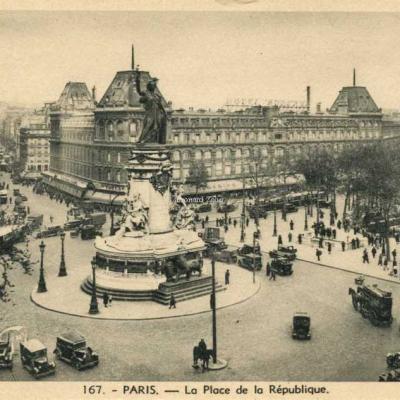 Guy 167 - La Place de la République