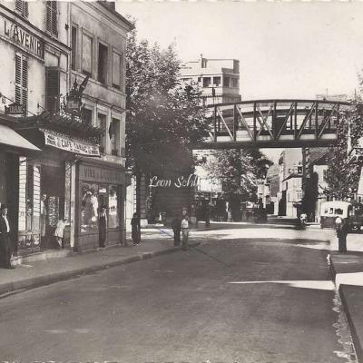 GUY 3.096 - La Rue de la Glacière et le Carrefour Auguste Blanqui