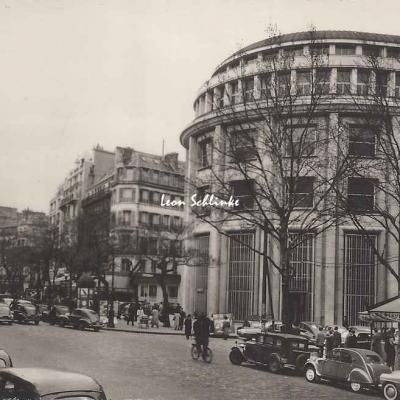 Guy 3.177 - Boulevard Bonne-Nouvelle, les P.T.T.