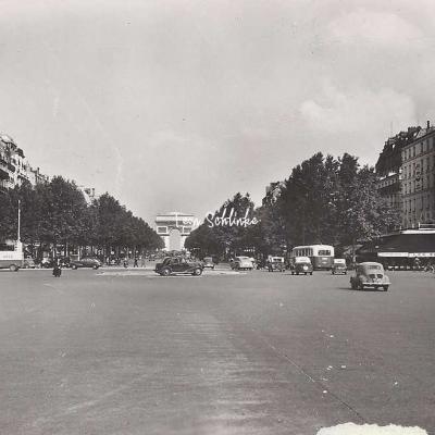 Guy 3.283 - L'Avenue de la Grande Armée