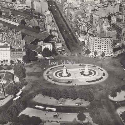 GUY 3.548 - La Place de la Porte de Saint-Cloud